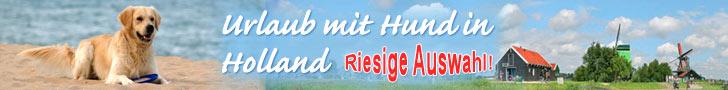 Hundefreundliche Ferienwohnungen in Holland