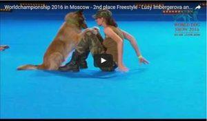Dogdancing WM 2016