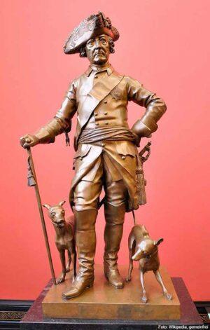 Friedrich II. liebte Italienische Windspiele